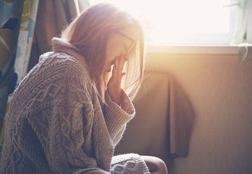 Симптомите на хроничната умора
