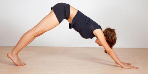 Йога срещу коремната мазнина