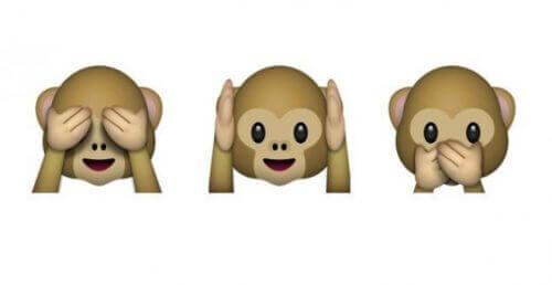 Трите мъдри маймуни