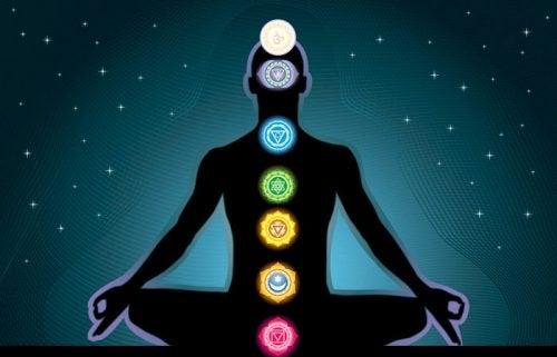 Чакра медитация. Според индуизма в човешкото тяло има 7 чакри