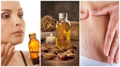 7 съвета с грижа за кожата с арганово масло