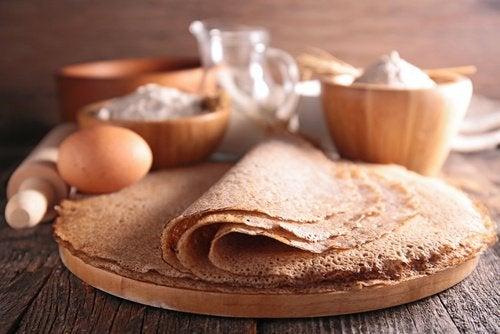 царевичните тортили съдържат доста захар