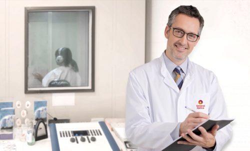 здравето на слуха е важно да се поддържа чрез редовни прегледи