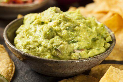 Рецепта за гуакамоле без авокадо: с грах