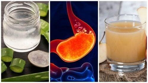 Облекчете киселините с тези 5 натурални средства