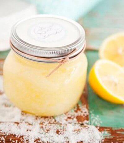 Дезодорант с цитруси и морска сол
