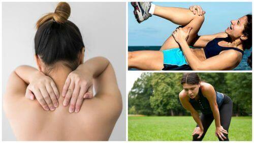 6 начина, по които мускулите ви казват, че нещо не е наред