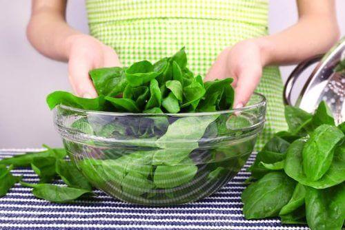 Зеленолистни зеленчуци за контролиране на нивата на холестерол