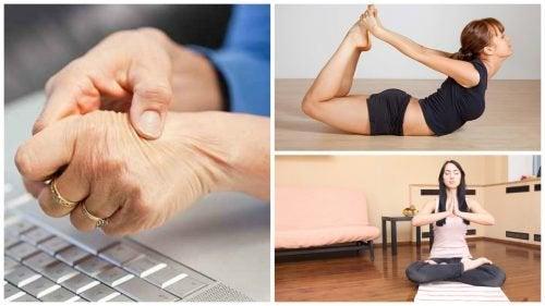 Облекчете болката в карпалния тунел с тези 5 йога пози