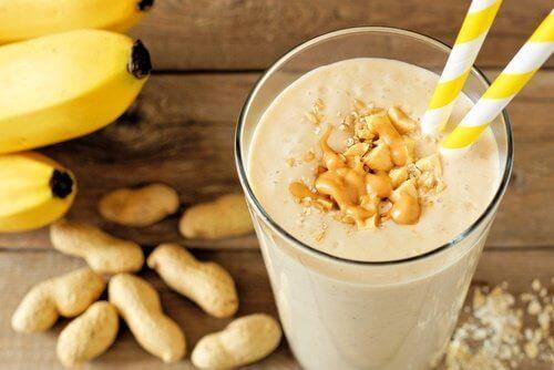 Смути с банани за по-добра производителност