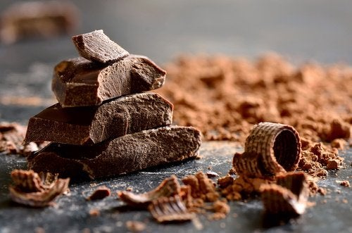 тъмният шоколад помага при хипотонията