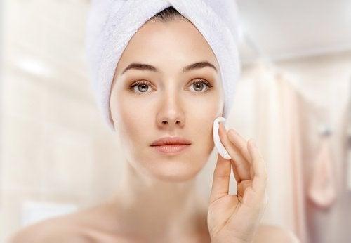 Потърсете причините за проблемите на кожата ви.