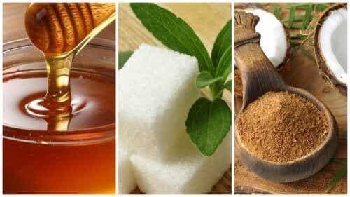 5 заместители на захарта, за които бихте искали да научите повече