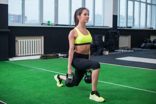 упражнения за оформяне на седалищни мускули