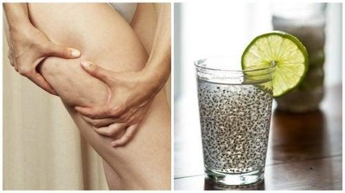 Напитка от ленено семе се бори с целулита и подобрява здравето на кожата