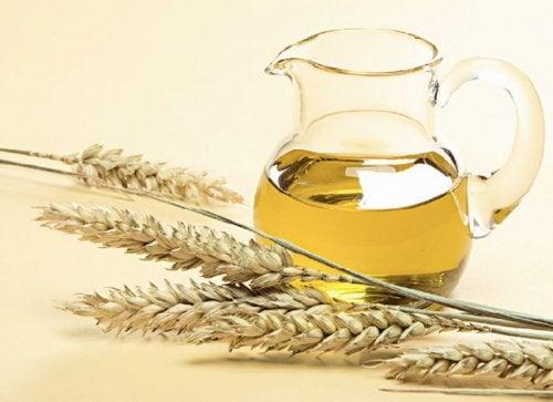 Приложение на маслото от пшеничен зародиш