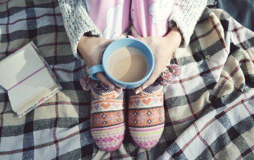 чаша топъл чай, за да спите по-добре