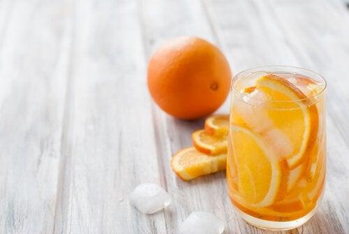 цитрусови плодове на празен стомах