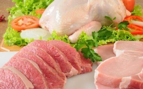 консумирайте постно месо, за да се преборите с хипотонията