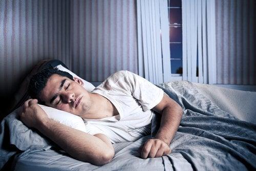 как да спите през зимата