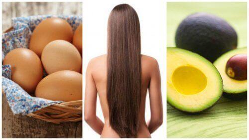 Ускорете растежа на косата си, като добавите тези 8 храни към режима си