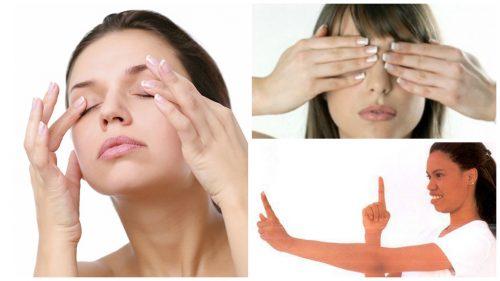 Фантастични упражнения за подобряване на зрението