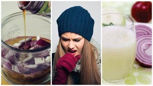 5 начина, по който лукът може да ви помогне да се отървете от кашлицата