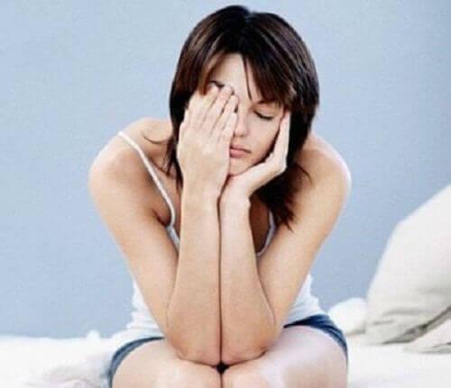 Липсата на омега 3 и омега 6 мастни киселини води до умора.