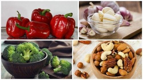 8 храни, които са по-полезни, когато се ядат сурови