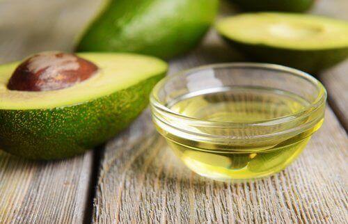 авокадо и зехтин