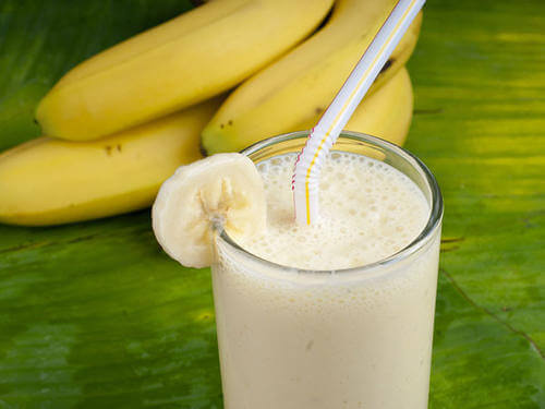 с бананите ще изчистите дебелото си черво лесно и бързо
