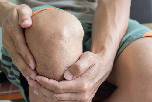 болка в ставите - един от сигналите на тялото