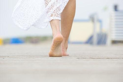 Ходенето е едно от най-добрите упражнения за постигане на умствена сила