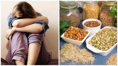6 хранителни дефицита, които могат да причинят депресия
