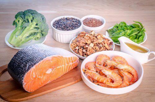 Дефицитът на храни съдържащи омега 3 е свързан с депресията