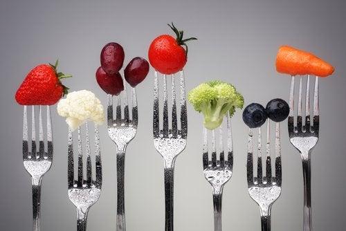 здравословни храни за намаляване на теглото