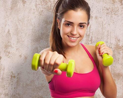 тренировките освобождават стреса и повишават вашата умствена сила