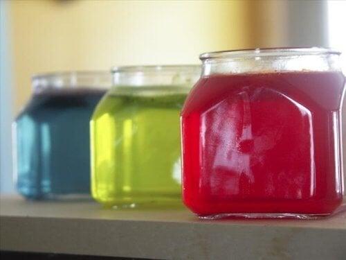 Как да си направите екологичен ароматизатор от желатин