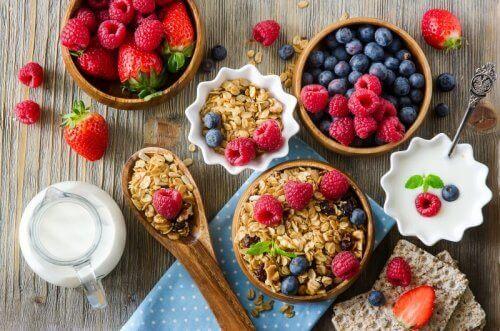 мускулната болка понякгоа е в следствие на лош прием на храни