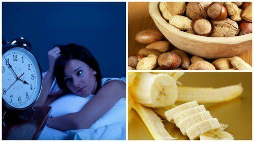 8 храни за справяне с безсънието по естествен начин