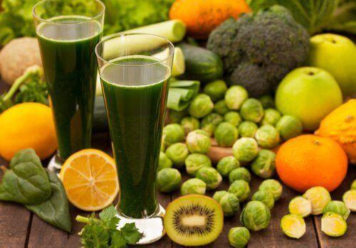 диета за прочистване от токсините