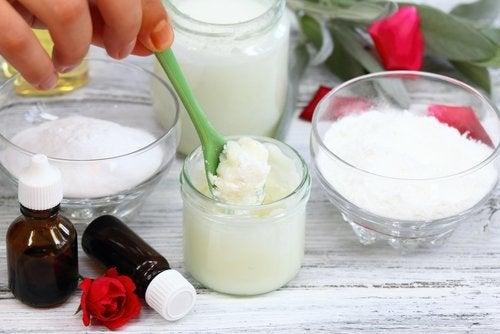 кокосово масло за ръцете