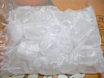 Ледът облекчава болките във врата