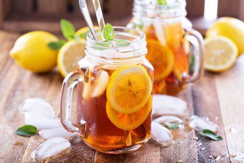 намалете целулита с лимони