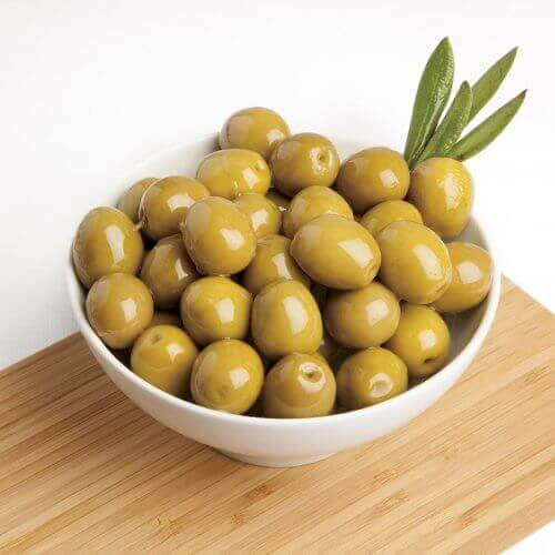 един от продуктите на кетогенната диета са маслините