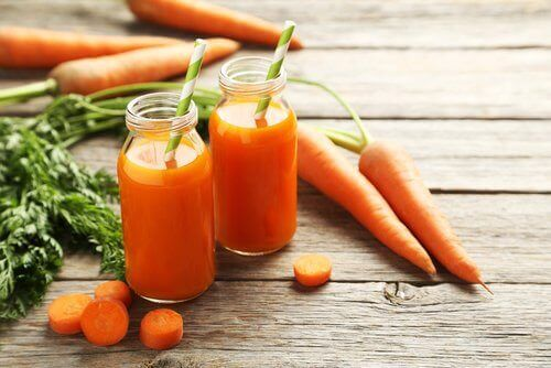 Моркови против стареене
