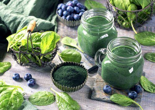 Научете за невероятните ползи на спирулина за здравето