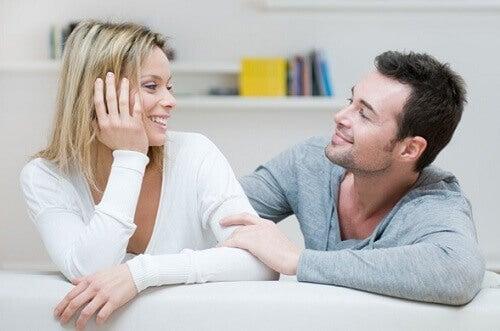 Общуване със силна и независима жена