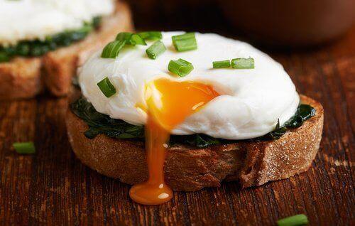 Приготвяне на органични яйца