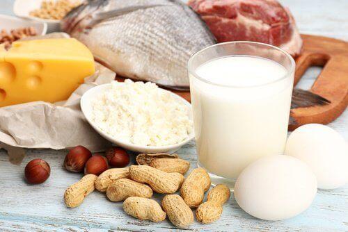 Диета без захар и прием на протеини